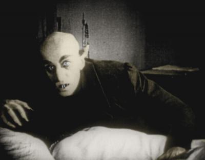 Max Schreck_en Nosferatu