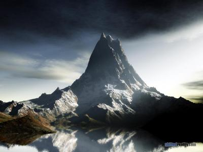 La montaña de la Paramount
