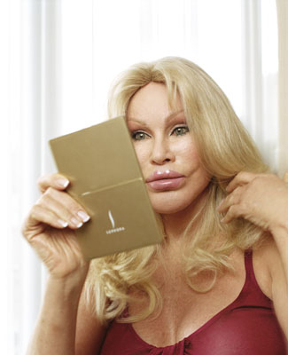 Jocelyn_Wildenstein by Zed Nelson