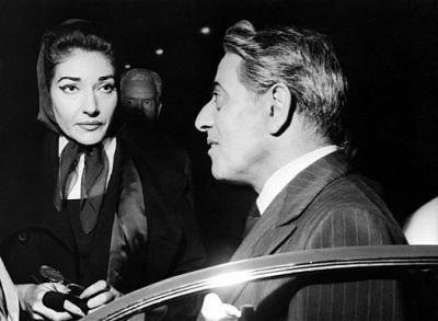 Callas & Onasis