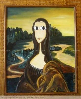Mona Lisa de Verónica García