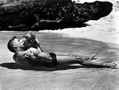 Beso en hawai