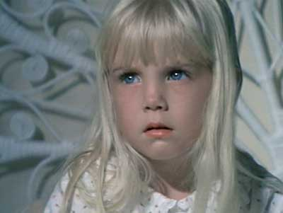 Heather O´Rourke en Poltergeist