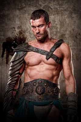 Spartacus, blood & sand