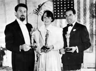 Muni, Rainer y Capra