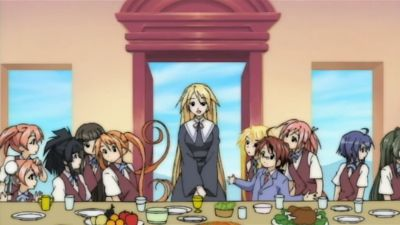Anime last supper