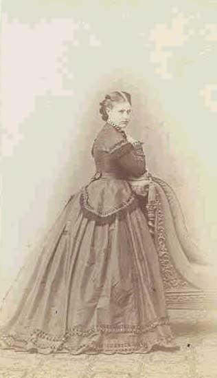 Archiduquesa Mathilde V Osterreich-Teschen1849-67
