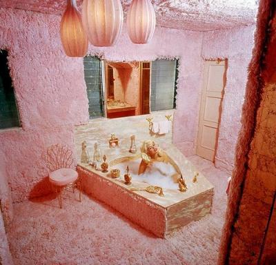 El baño de Jane Mansfield