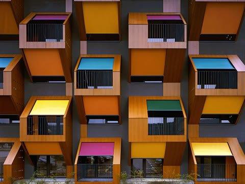 Izola Social Housing in Slovenia by the OFIS architects