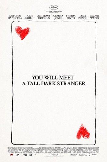 Conocerás a un extraño
