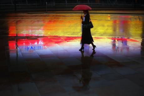 Lluvia en Liverpool de Christopher  Furlong