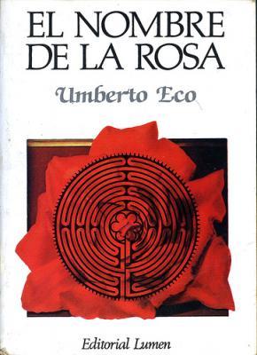 El nombre de la rosa de Umberto Eco