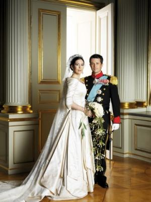 Federico de Dinamarca y Mary Donaldson
