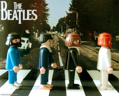 Beatles famobil