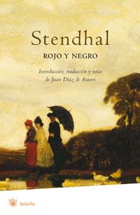 Rojo y negro de Stendhal