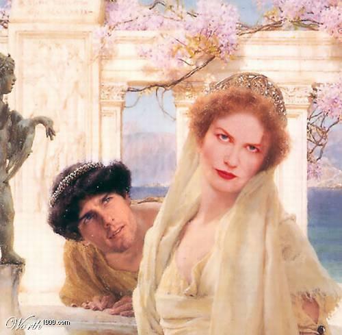 Alma Tadema Cruise Kidman