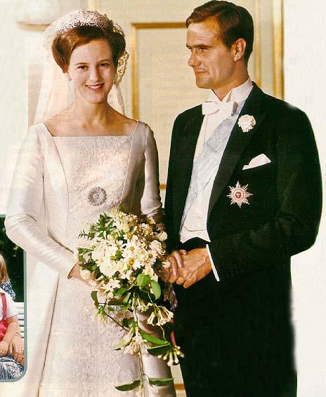 Margarita de Dinamarca y Enrique