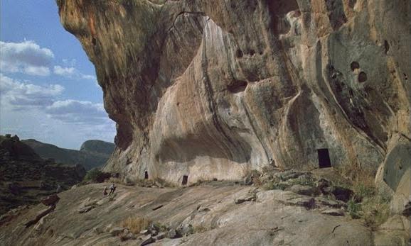 Las cuevas de Pasaje a la India