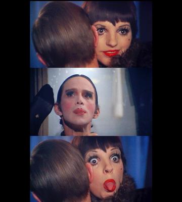 Liza Minelli en Cabaret