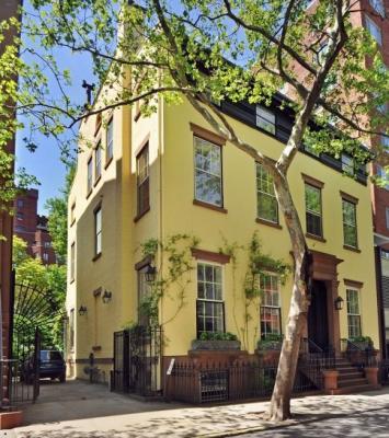 La casa de Truman Capote en Brooklyn