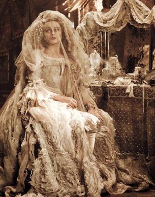 El traje de novia más triste