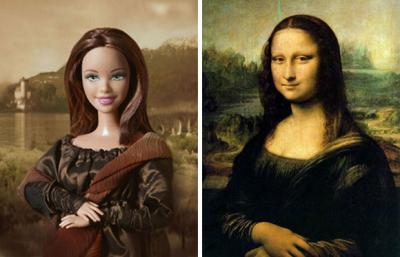 Mona Barbie