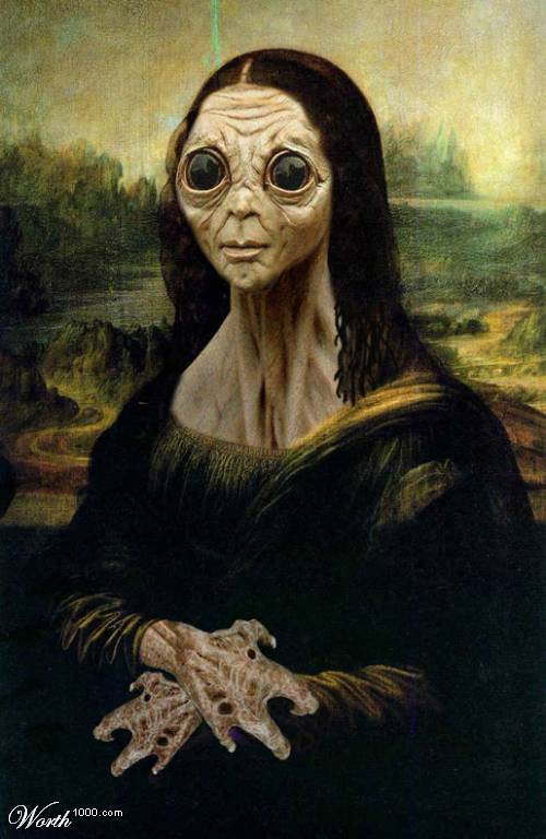 Mona Lisa Monster