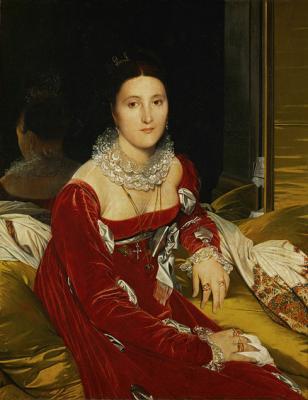 Madame de Senonnes