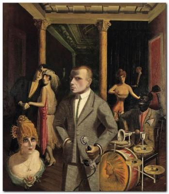 To beauty, de Otto Dix, 1922