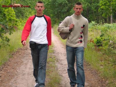 Marcus & Michael
