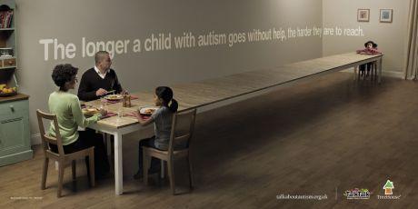 Todo es más largo para un niño autista sin ayuda