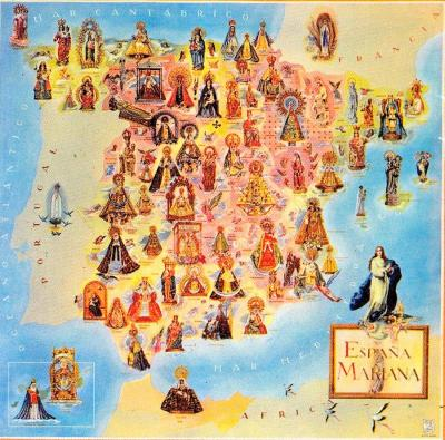 Mapa Mariano